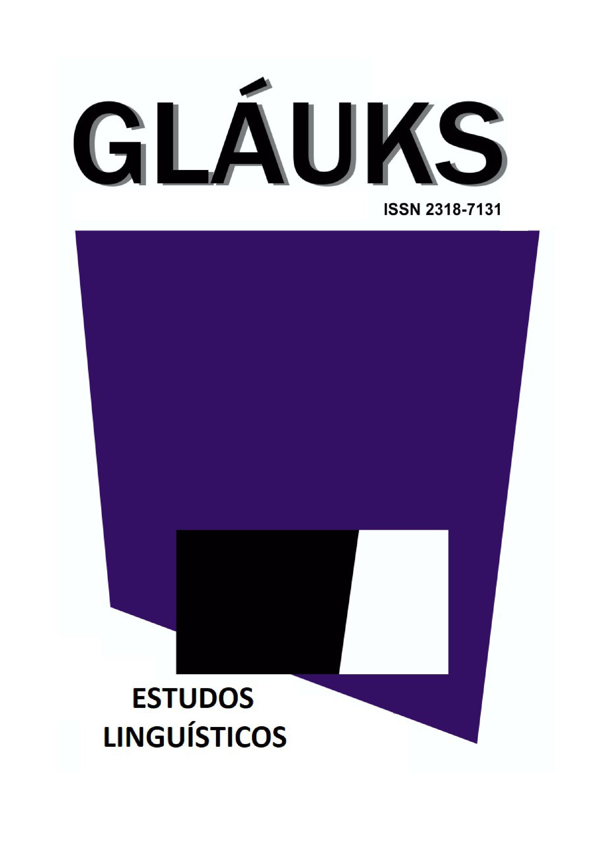 Visualizar v. 19 n. 1 (2019): Estudos Linguísticos